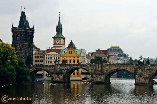 Prague knows how to shine and sparkle again