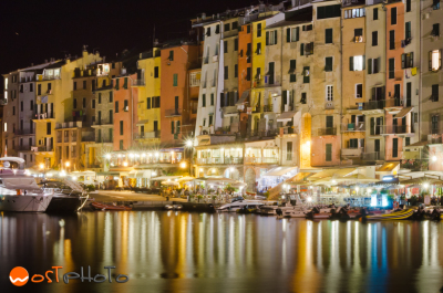 Portovenere – The other Portofino by night
